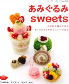 Lady Boutique Series 2846 Amigurumi Sweets