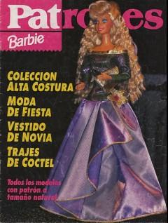 Patrones Barbie no 1