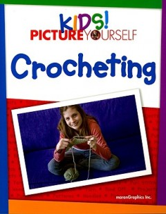 Kids Picture Yourself Crocheting
