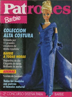 Patrones Barbie no 2
