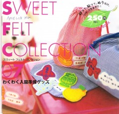Sweet Felt Collection Vol 07