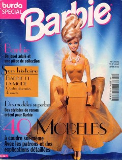 Barbie Especial Burda