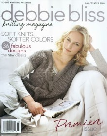 debbie bliss - fall winter 2008